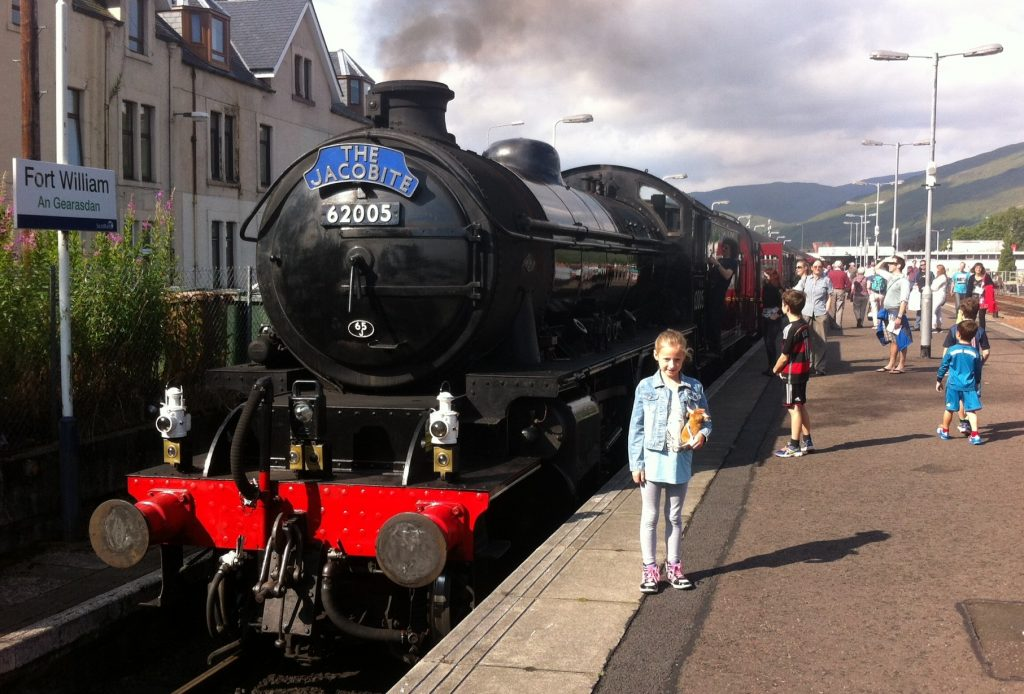 My Favourite Train Journeys: Fort William to Mallaig (The