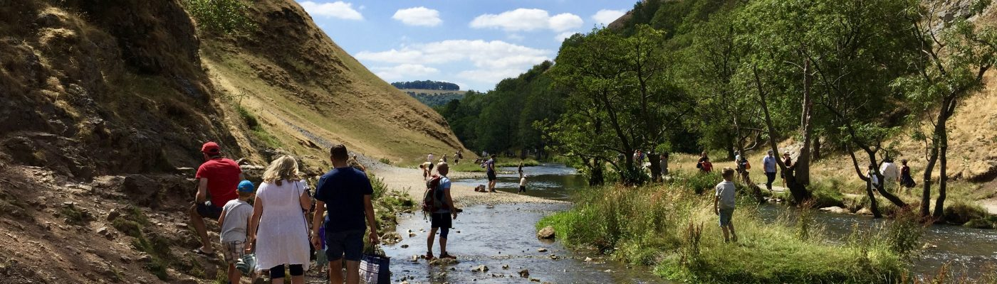 Camping in the Peak District - Kate Loves Travel